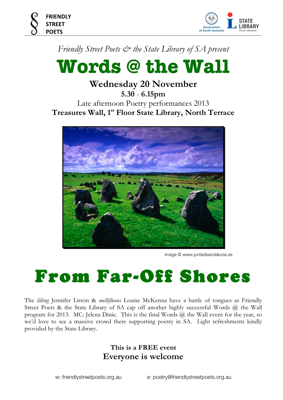 W@W Nov FAR OFF SHORES Flyer (1)
